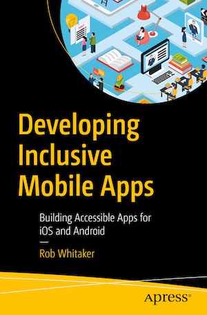 Developing Inclusive Mobile Apps cover